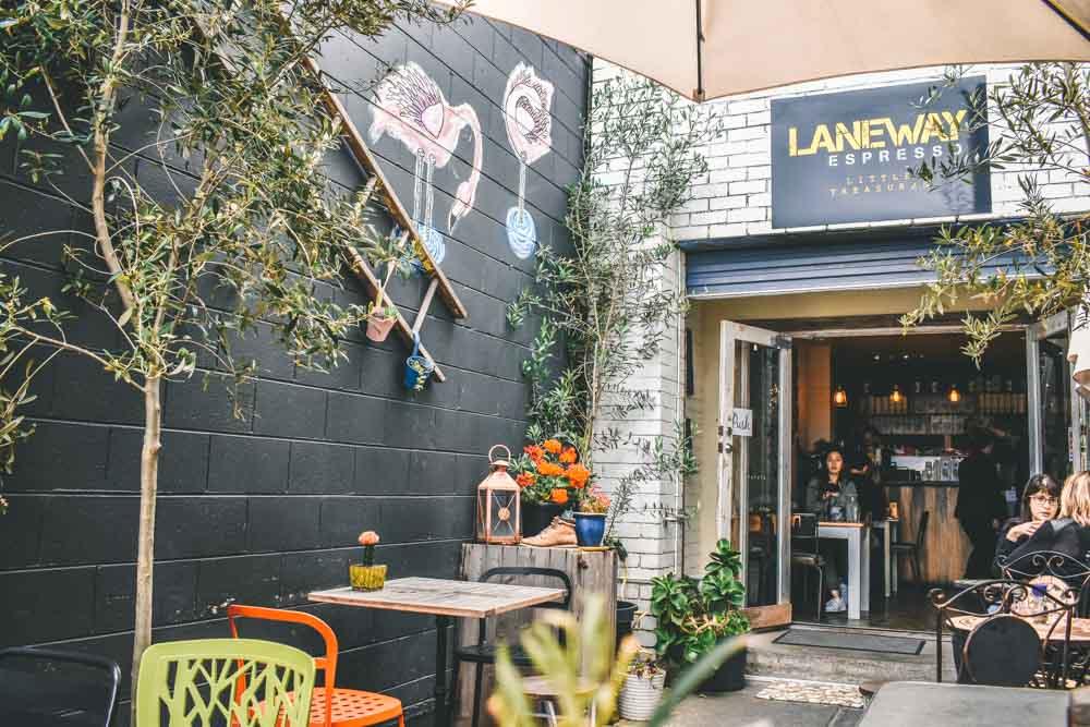 laneway espresso