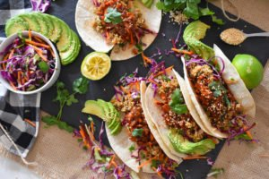 Vegan Pulled Pork Tacos