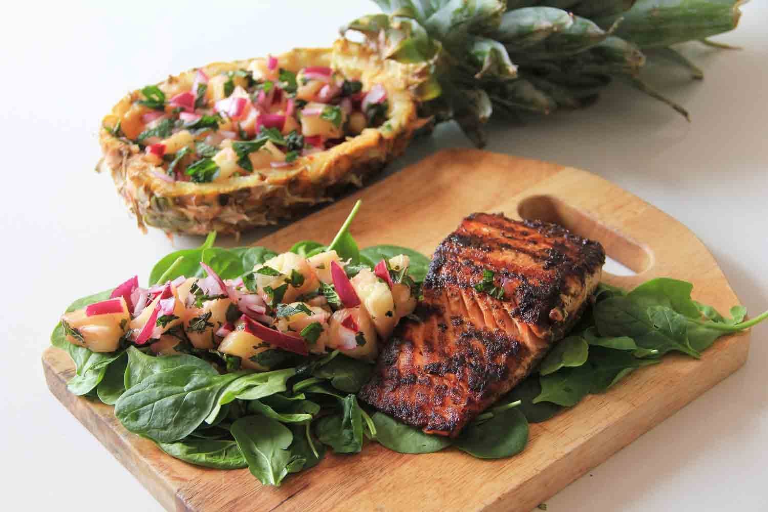 Souk Spice Salmon healthy recipe